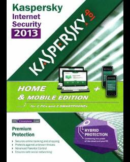 Kaspersky Home and Mobile Protection