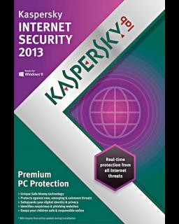 Kaspersky Internet Security 2016, 1 lic. 1 rok