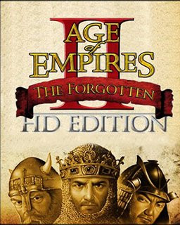 Age of Empires II HD The Forgotten - Plná verze - 1 licence
