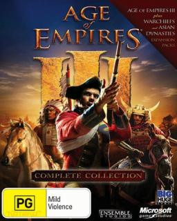 Age of Empires III Complete Collection - Plná verze - 1 licence