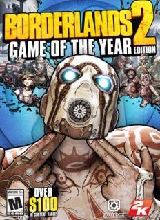 Borderlands 2 Game of the Year Edition - Plná verze - 1 licence
