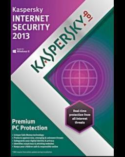 Kaspersky Internet Security 2016, 5 lic. 1 rok