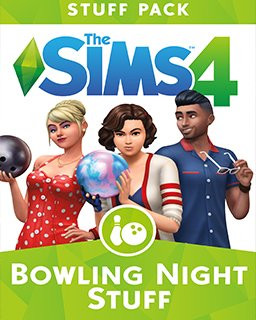 The Sims 4 Bowlingový večer - Plná verze - 1 licence