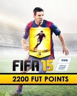 FIFA 15 - 2200 FUT Points