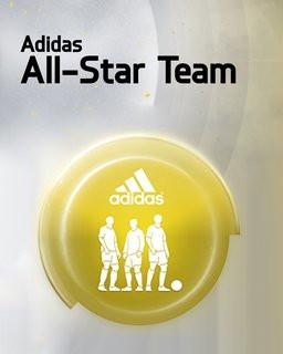 FIFA 15 - Adidas All-Star Team