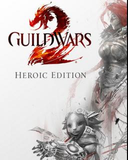 Guild Wars 2 Heroic Edition - Plná verze - 1 licence