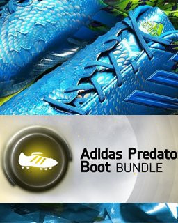 FIFA 15 - Adidas Predator Boot Bundle