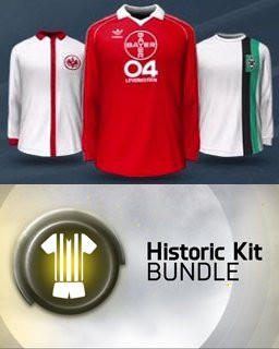 FIFA 15 - Historic Club Kits