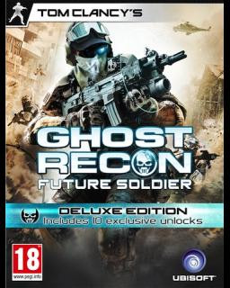 Tom Clancys Ghost Recon Future Soldier Deluxe Edition - Plná verze - 1 licence