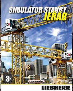Simulátor stavby - Jeřáb