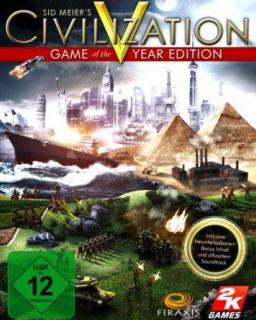 Civilization V GOTY Edition - Plná verze - 1 licence