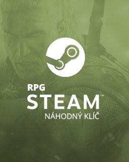 RPG náhodný steam klíč