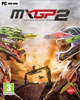 MXGP2 The Official Motocross Videogame - Plná verze - 1 licence