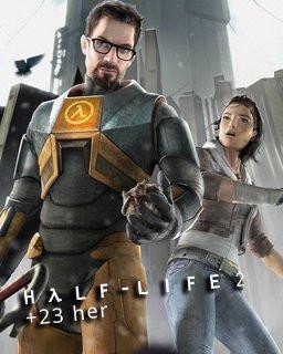 Half Life 2 + 23 her - Plná verze - 1 licence