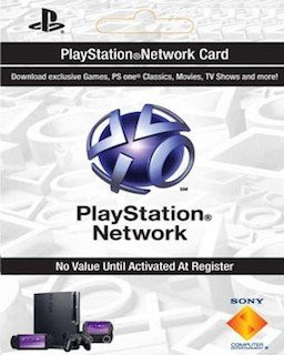 Playstation Network Card 20 USD - Plná verze - 1 licence