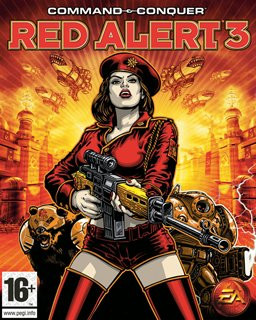 Command and Conquer Red Alert 3 - Plná verze - 1 licence