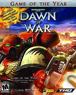 Warhammer 40,000: Dawn of War GOTY - Plná verze - 1 licence