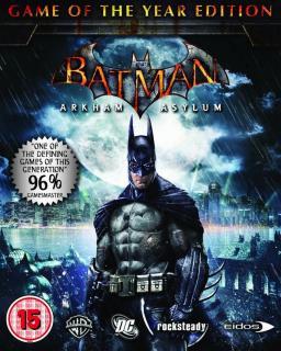 Batman Arkham Asylum GOTY - Plná verze - 1 licence