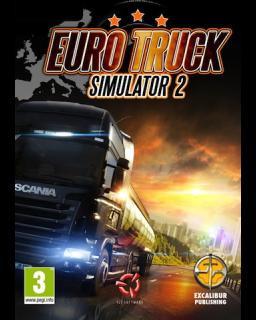 Euro Truck Simulátor 2 - Plná verze - 1 licence