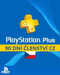 PlayStation Plus 90 dní
