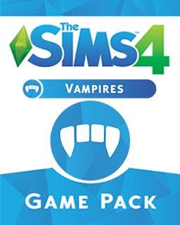 The Sims 4 Upíři - Plná verze - 1 licence