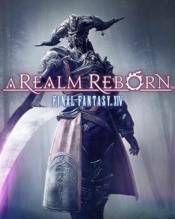Final Fantasy XIV A Realm Reborn + 30D - Plná verze - 1 licence