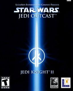 STAR WARS Jedi Knight 2 Jedi Outcast - Plná verze - 1 licence