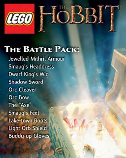 LEGO The Hobbit - The Battle Pack - Plná verze - 1 licence