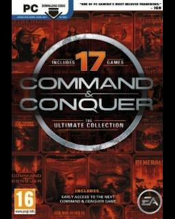 Command and Conquer The Ultimate Collection - Plná verze - 1 licence