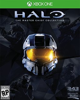Halo The Master Chief Collection Xbox One - Plná verze - 1 licence