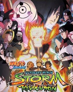 Naruto Shippuden Ultimate Ninja Storm Revolution - Plná verze - 1 licence