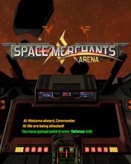 Space Merchants Arena - Plná verze - 1 licence
