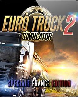 Euro Truck Simulátor 2 Speciale France Edition - Plná verze - 1 licence