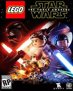 LEGO Star Wars The Force Awakens - Plná verze - 1 licence