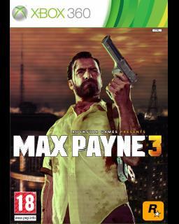 Max Payne 3 Cemetery Multiplayer Map DLC Xbox 360