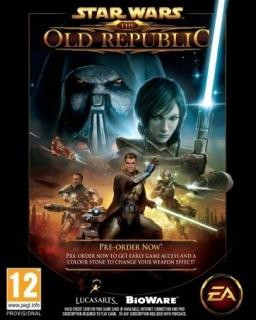 Star Wars The Old Republic - Plná verze - 1 licence