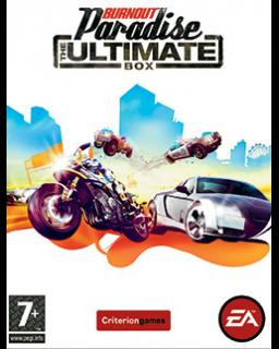 Burnout Paradise the Ultimate Box - Plná verze - 1 licence