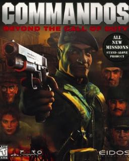 Commandos Beyond the Call of Duty - Plná verze - 1 licence