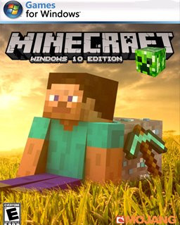 Minecraft Windows 10 Edition - Plná verze - 1 licence