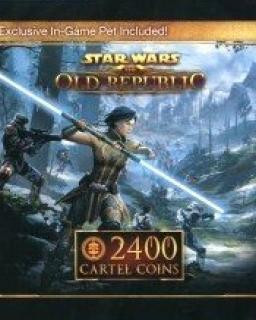 Star Wars The Old Republic 2400 Cartel Coins - Plná verze - 1 licence