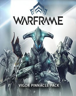 Warframe Vigor Pinnacle Pack