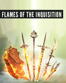Flames of the Inquisition Weapons Arsenal