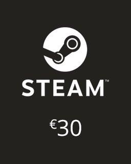 Steam Kredit 30 Euro
