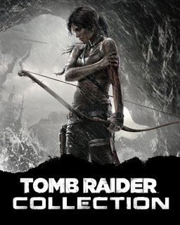 Tomb Raider Collection - Plná verze - 1 licence