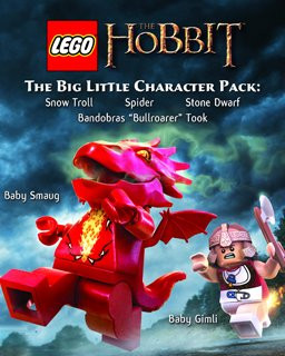 LEGO The Hobbit - The Big Little Character Pack - Plná verze - 1 licence