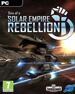 Sins of a Solar Empire Rebellion