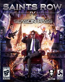 Saints Row IV Season Pass