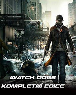Watch Dogs Kompletní Edice - Plná verze - 1 licence
