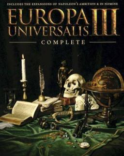 Europa Universalis III Complete - Plná verze - 1 licence