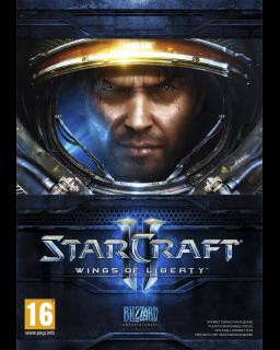 Starcraft 2 Wings of Liberty - Plná verze - 1 licence